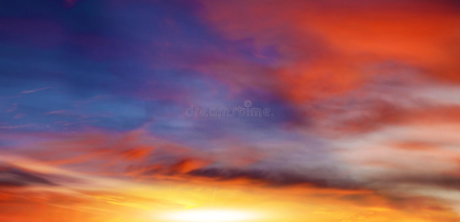 Light from sky . Religion background . Dramatic nature background . Sunset or sunrise with clouds, light rays and other atmospheric effect . Light from sky stock photos