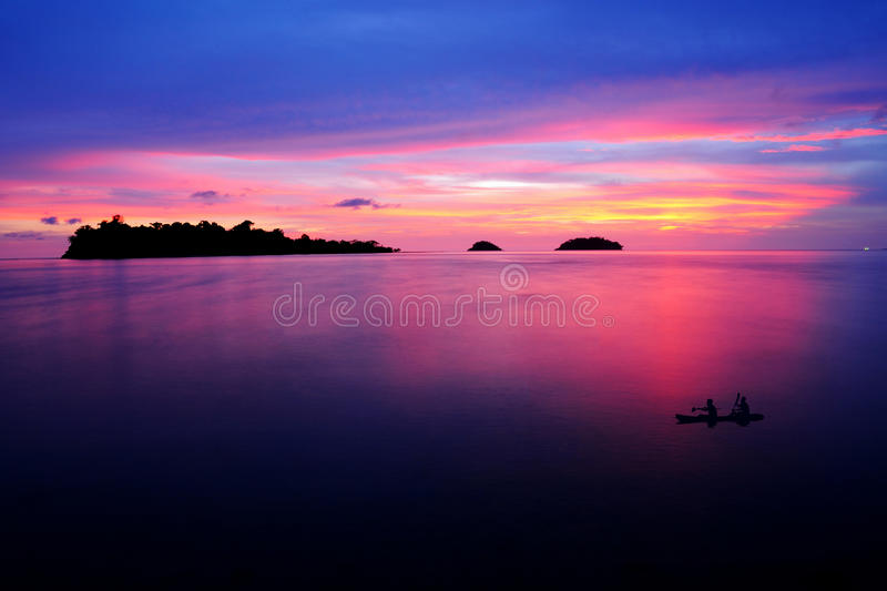Download Dramatic Scene During Sunset Stock Photography - Image: 25370732