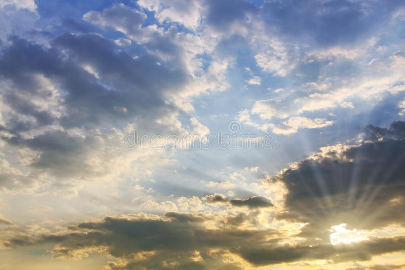 Download Dramatic Sky Stock Image - Image: 13308841