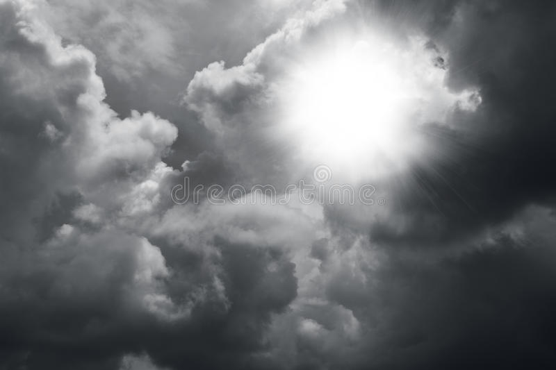 Download Dramatic sky stock image. Image of grey, gray, dramatic - 29020799