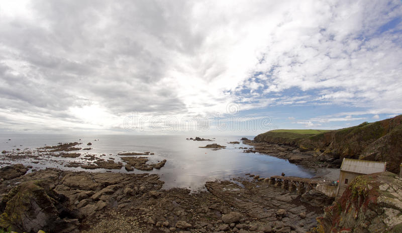 Download Dramatic Sky And Rocky Coast Lizard Point Cornwall Stock Image - Image: 20809925
