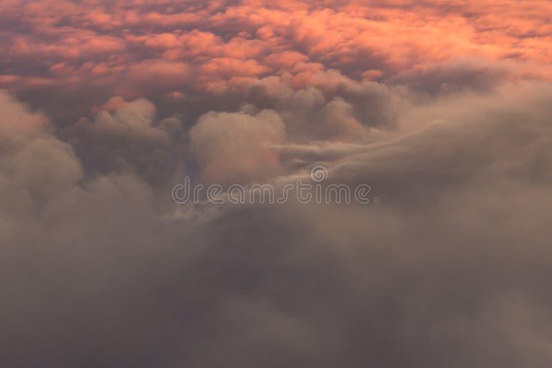 Dramatic Sky after a Storm: Nature Theme.  stock photos