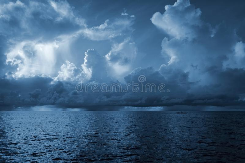 Philippine weather stock photos