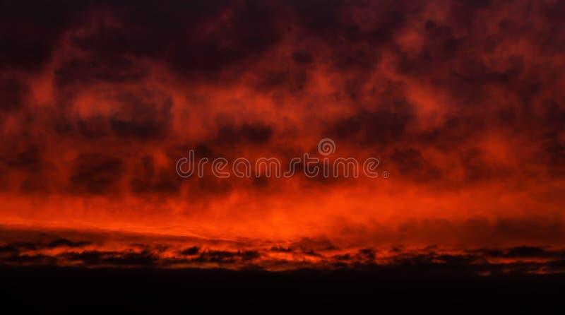 Dramatic sunrise sky. Nature background. Morning sky. Dramatic sunrise sky stock images
