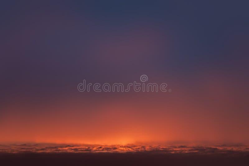 Dramatic sunrise sky. Nature background. Morning sky. Dramatic sunrise sky royalty free stock photos