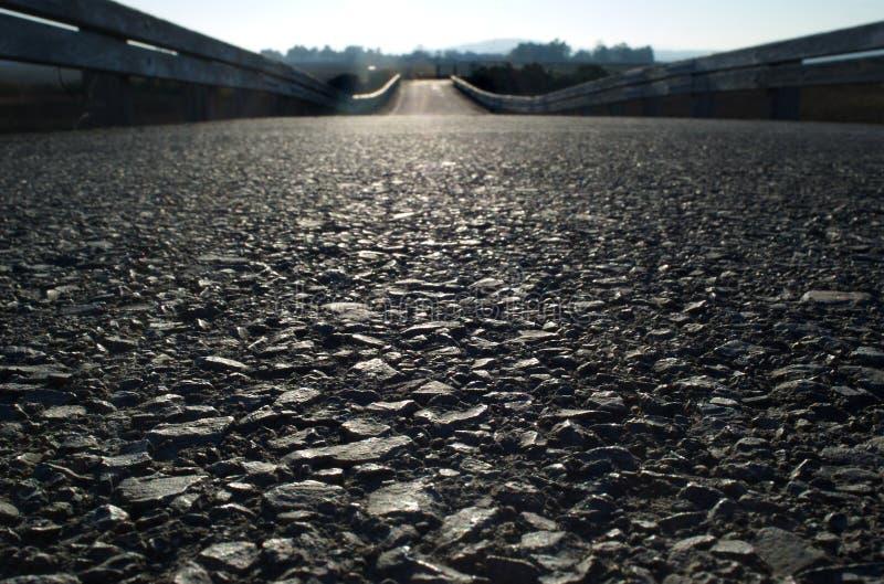 dramatyczne asfaltowy textured obrazy royalty free