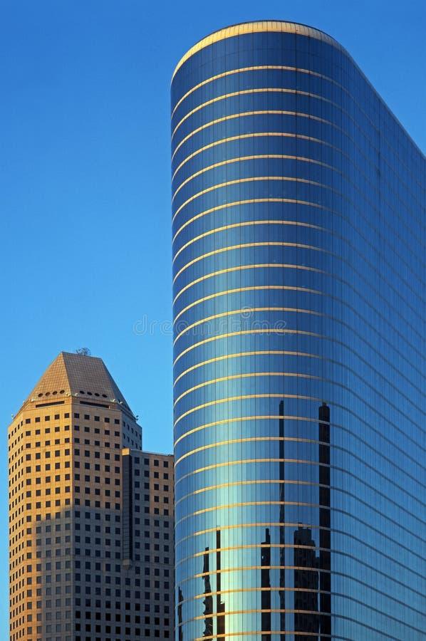 Drapacz chmur, Houston, USA. obrazy royalty free