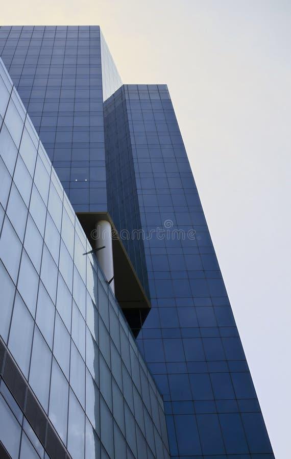 drapacz chmur Singapur zdjęcie stock