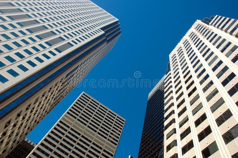 drapacze chmur zdjęcie royalty free