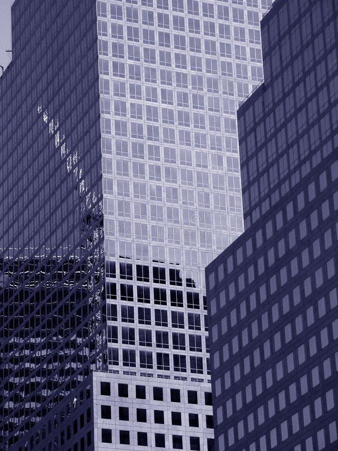 Download Drapacze chmur zdjęcie stock. Obraz złożonej z york, city - 40958