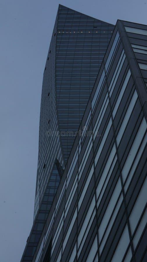Download Drapacze Chmur W Centrum Miasta Warszawa Obraz Editorial - Obraz złożonej z biurokracja, nowożytny: 106909185
