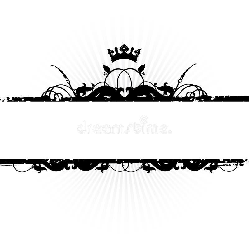Drapeau illustration de vecteur