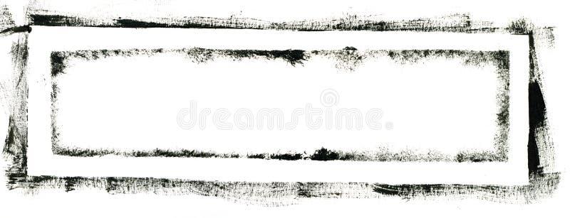 Drapeau illustration stock