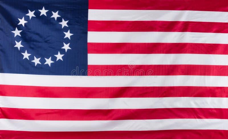 Drapeau de 13 toiles pour les colonies originales de l 39 am rique image stock image du initial - Drapeau de l amerique ...