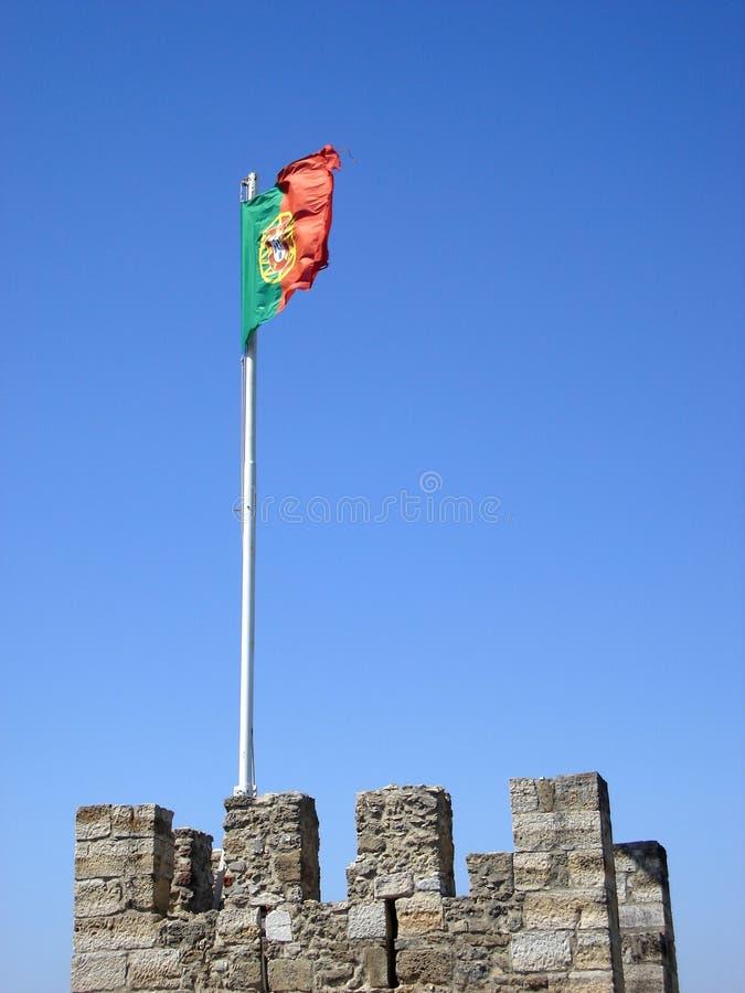 Drapeau de l'indépendance photo stock