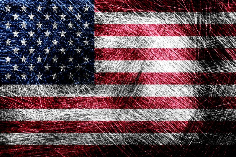drapeau des états-unis d' amérique photo libre de droits