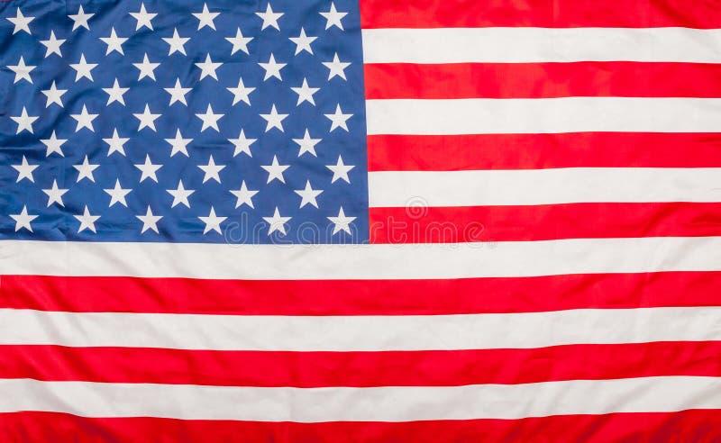 Drapeau des Etats-Unis Etats-Unis photographie stock libre de droits