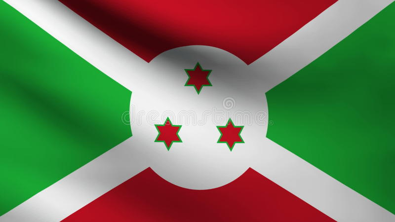 le burundi drapeau