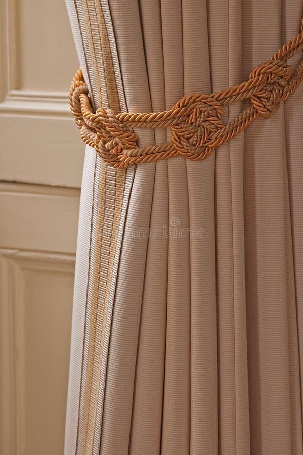Drapes stock photo