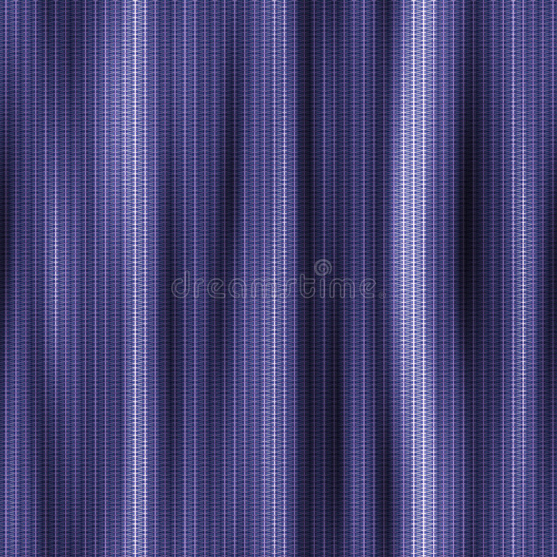 Drapes royalty free illustration