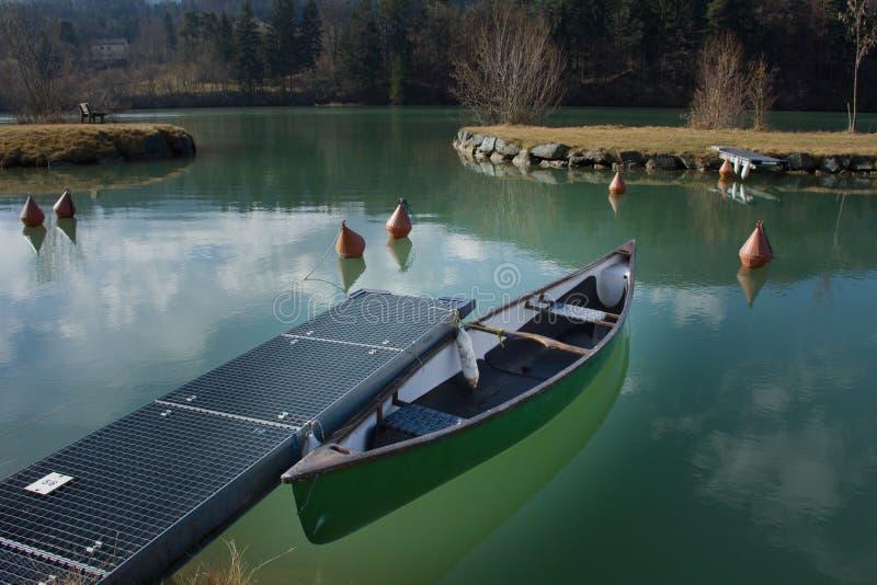 Drava lub Drava jeste?my rzek? w po?udniowym ?rodkowym Europa fotografia stock
