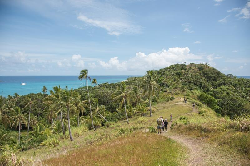 Dravuni wyspy wędrówka obrazy royalty free