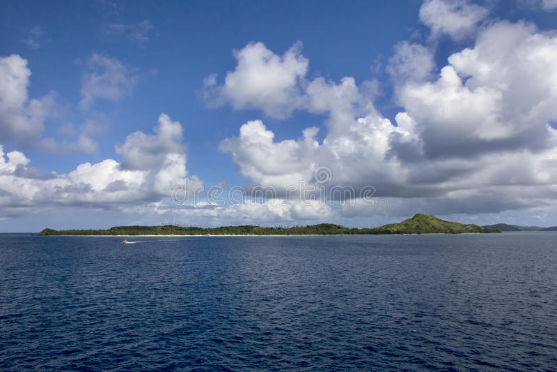 Dravunieiland, Fiji stock afbeeldingen