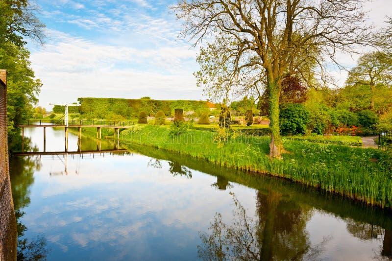Drawbridge immagine stock libera da diritti