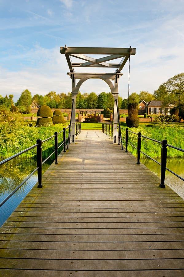 Download Drawbridge stock photo. Image of nature, bridge, ornamental - 26010494
