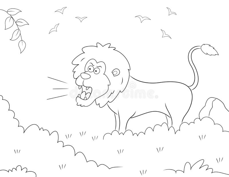 Roaring Lion Outline Stock Illustrations 217 Roaring Lion Outline Stock Illustrations Vectors Clipart Dreamstime Collection of lion head art (39) roaring lion face clipart outline lion face drawing dreamstime com