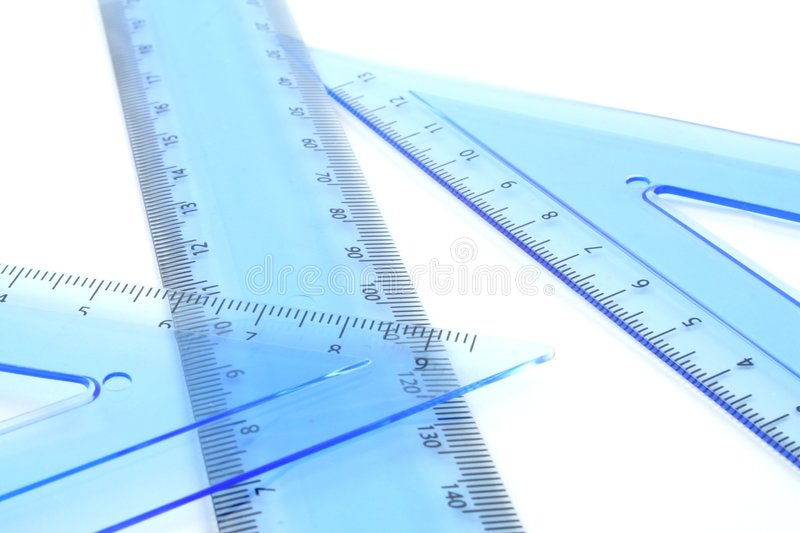 Drawing Equipment royalty free stock image