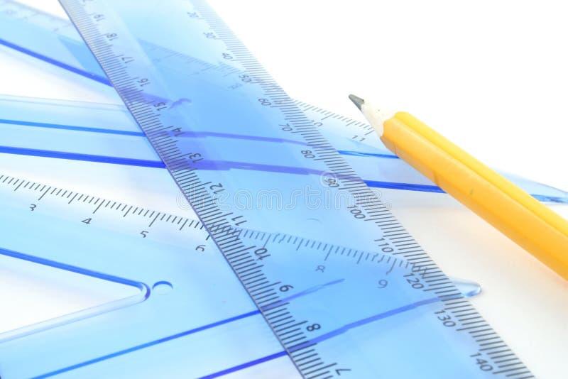 Drawing Equipment Stock Image