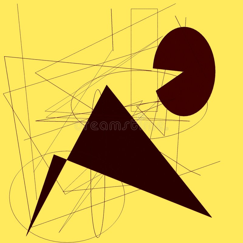 Free Drawing Pad With Shapes Stock Images - 100984