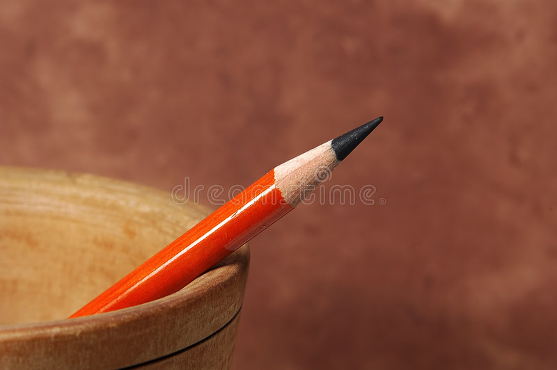 Drawing Pencil stock photo