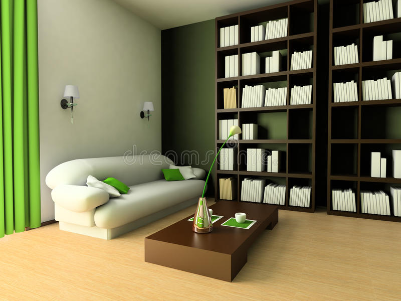 Download Drawing Room Royalty Free Stock Images - Image: 19117309