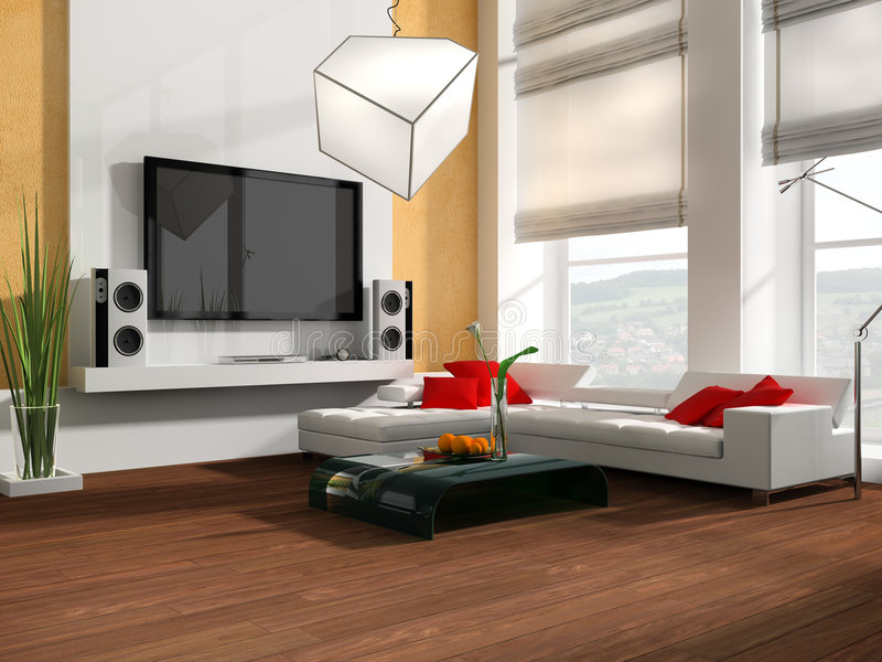 Download Drawing room stock image. Image of carpet, architecture - 8266627