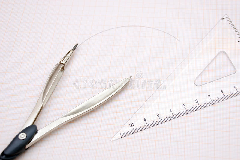 Download Drawing Tools stock image. Image of craft, instrument - 10822823