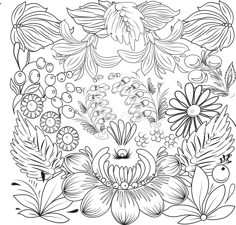 Famous Coloring Book Leaves Photo