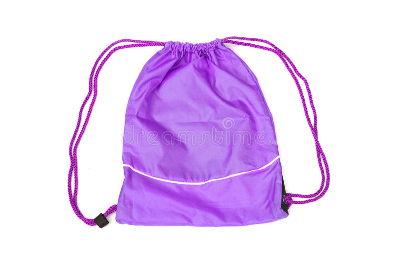 Download Drawstring bags stock image. Image of empty, carry, sport - 85450019