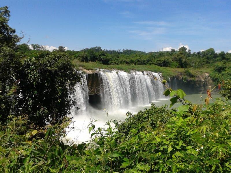 Dray Nur Water Fall stockbild