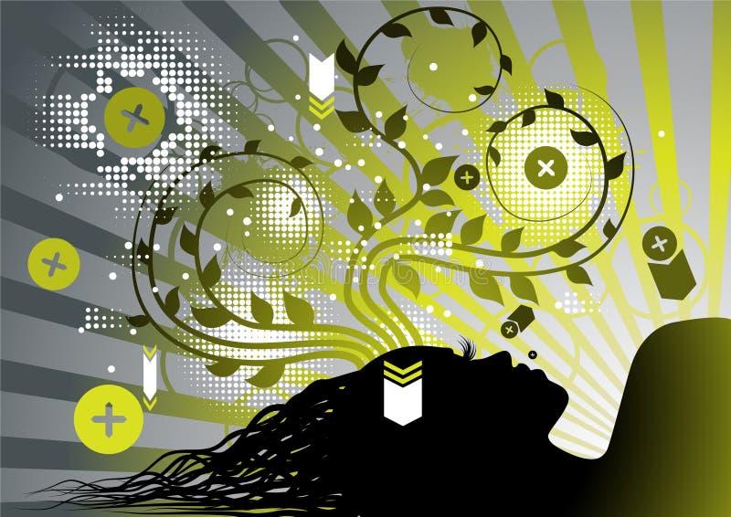 Download Dream stock vector. Illustration of illustration, play - 5508140