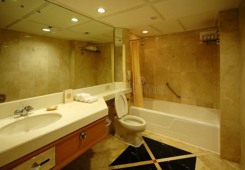 Dream Bathroom stock photography