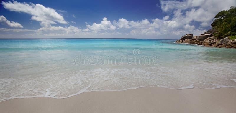 Download Dream Beach - Anse Georgette Stock Photo - Image of palm, praslin: 39502484