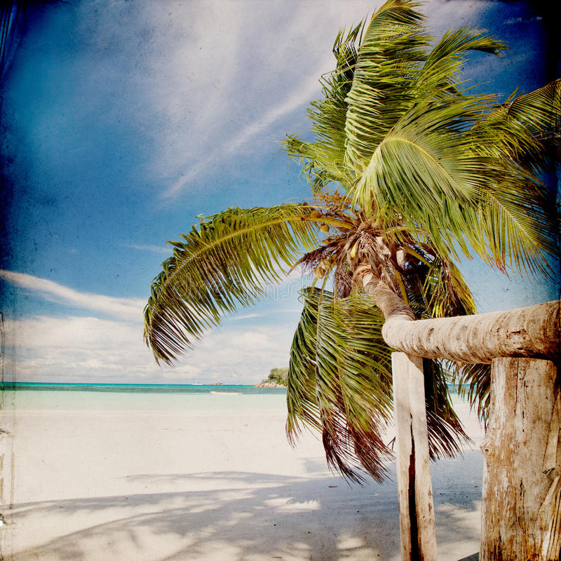 Download Dream Beach Grunge Background Stock Image - Image of blue, lagoon: 39500233