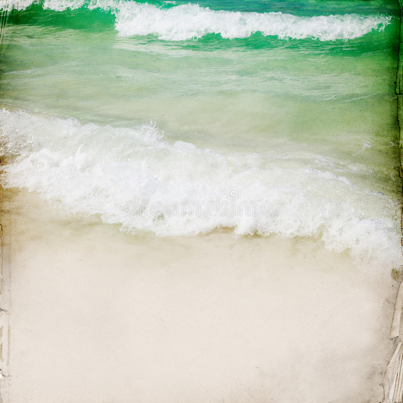 Download Dream Beach Paper Background Stock Photo - Image of dream, saltwater: 39500330