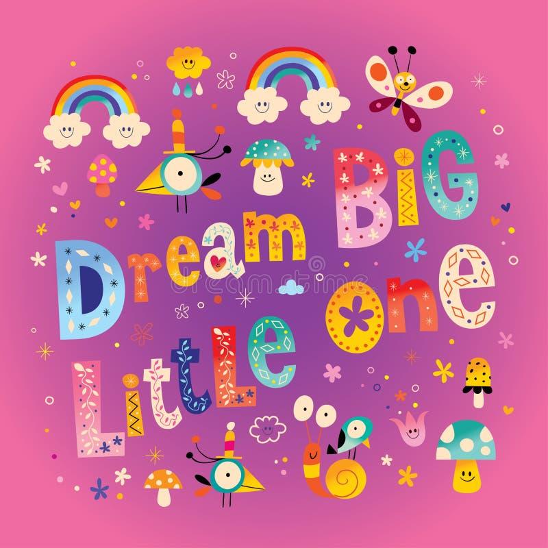Free Dream Big Little One Stock Photos - 107154793