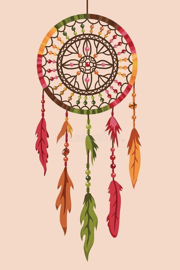 Download Dream Catcher stock illustration. Image of indigenous - 29131146