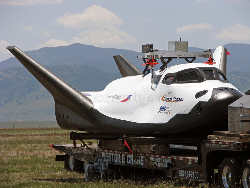 Download The Dream Chaser editorial stock photo. Image of lifting - 32128753