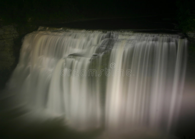 Dream Falls royalty free stock photography