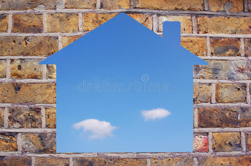 Download Dream Home Royalty Free Stock Photography - Image: 17090967